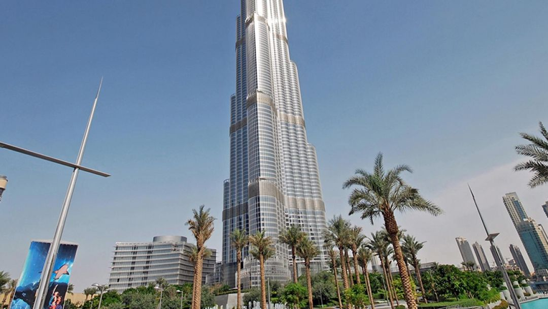 Знакомство с Дубаем - фото 3