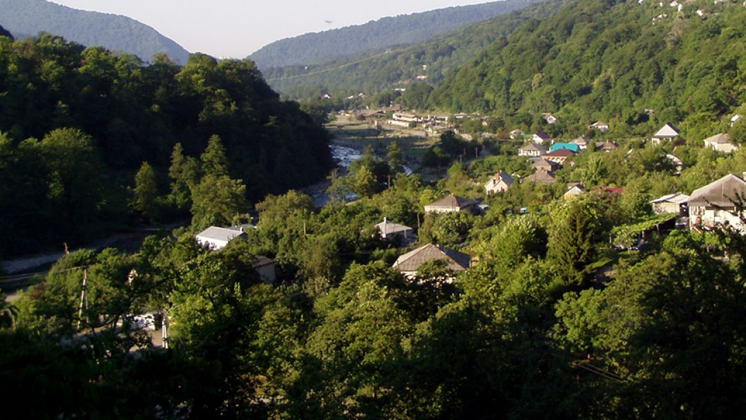 Легендарная долина убыхов  в Адлере