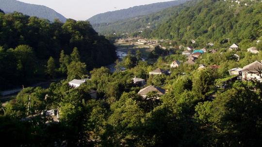 Экскурсия Легендарная долина убыхов  в Сочи
