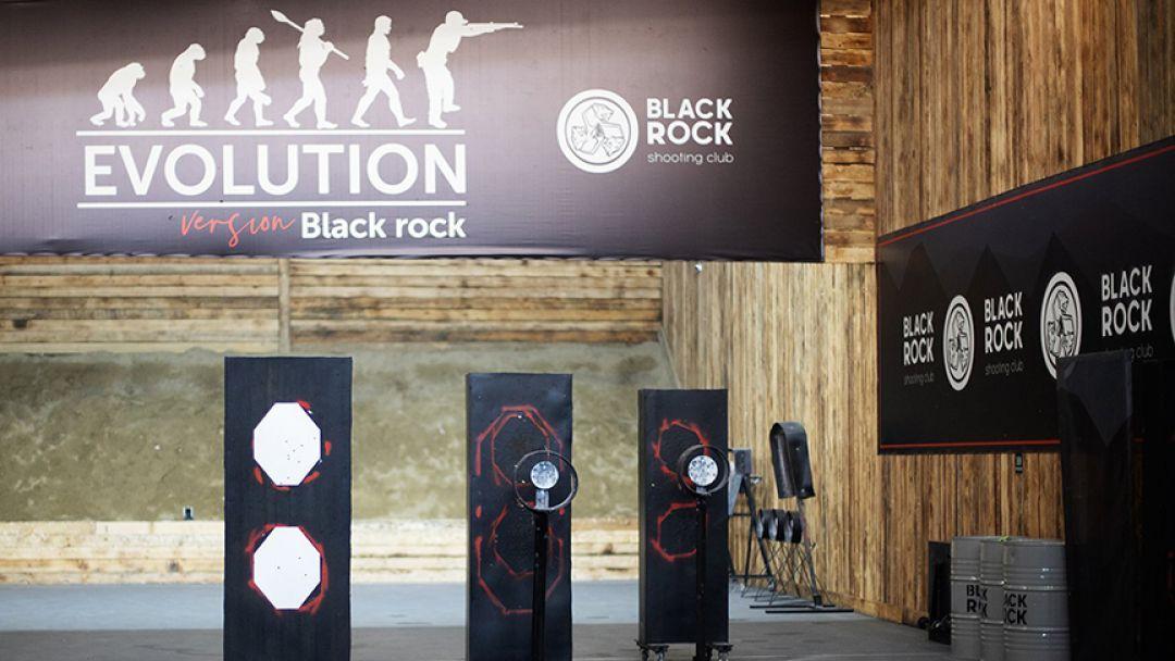 """Стрелковый клуб """"BLACK ROCK"""" в Сочи"""