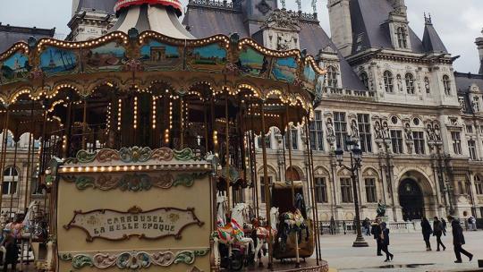 Экскурсия Гуляя вдоль Сены в Париже