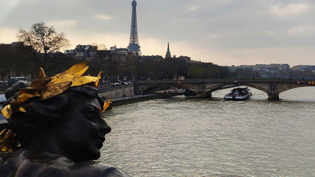 Гуляя вдоль Сены - фото 9