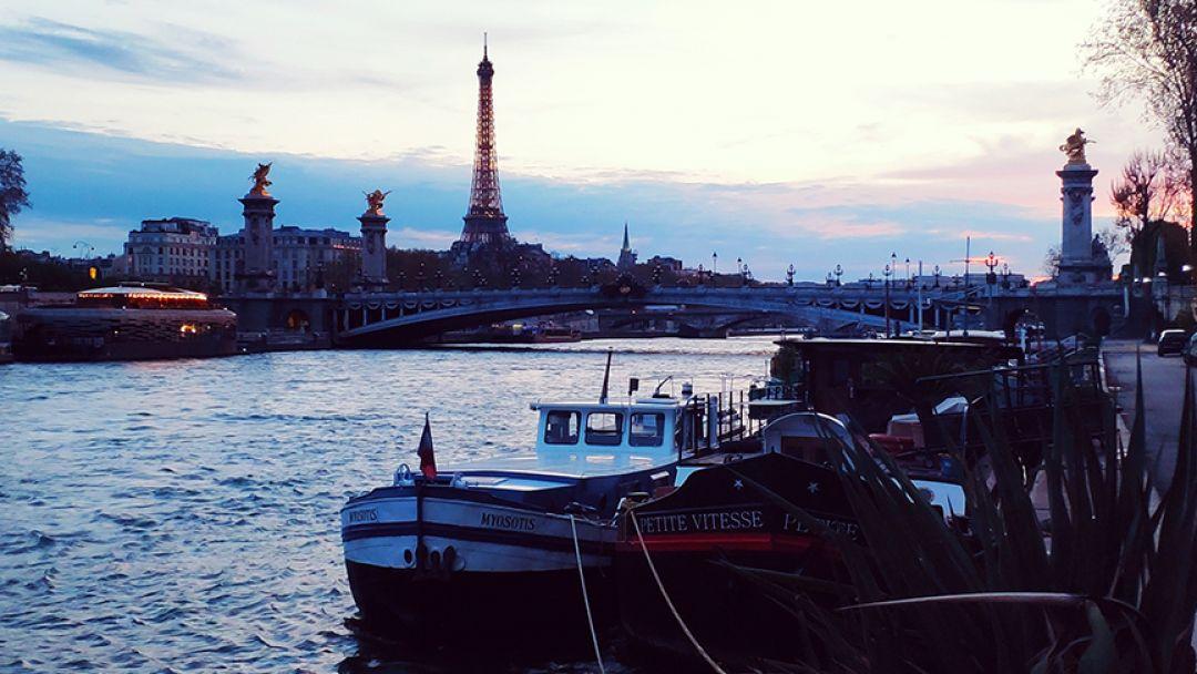 Гуляя вдоль Сены - фото 10