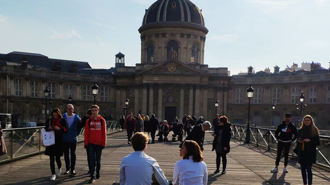 Латинский квартал: атмосфера левобережного Парижа - фото 1