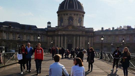 Экскурсия Латинский квартал: атмосфера левобережного Парижа в Париже