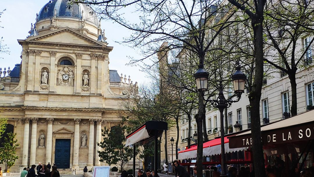 Латинский квартал: атмосфера левобережного Парижа - фото 7