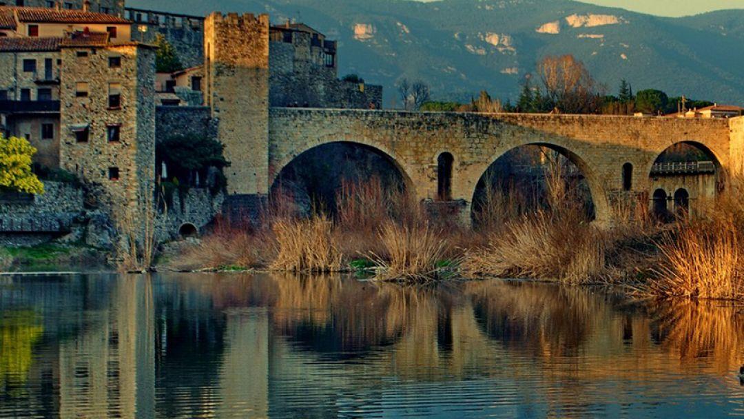 Жирона и средневековое графство Бесалу - фото 3