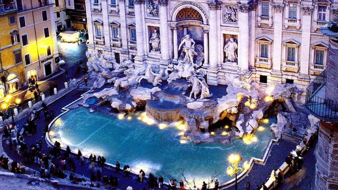 Автобусная экскурсия по ночному Риму - фото 2