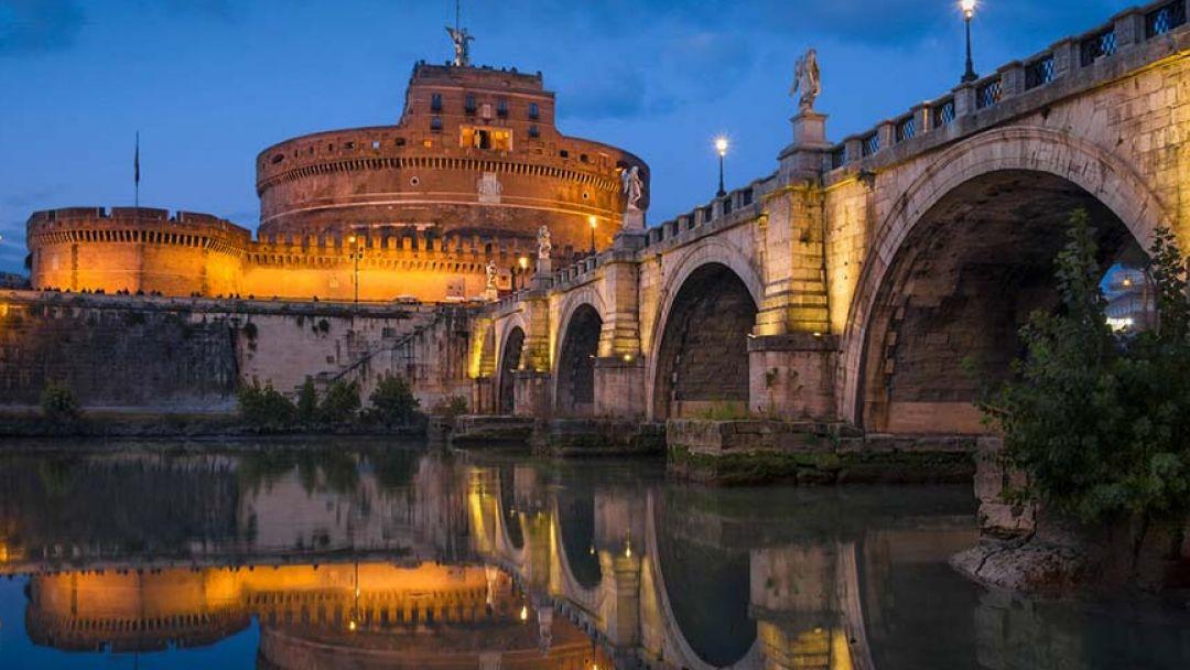Автобусная экскурсия по ночному Риму - фото 3