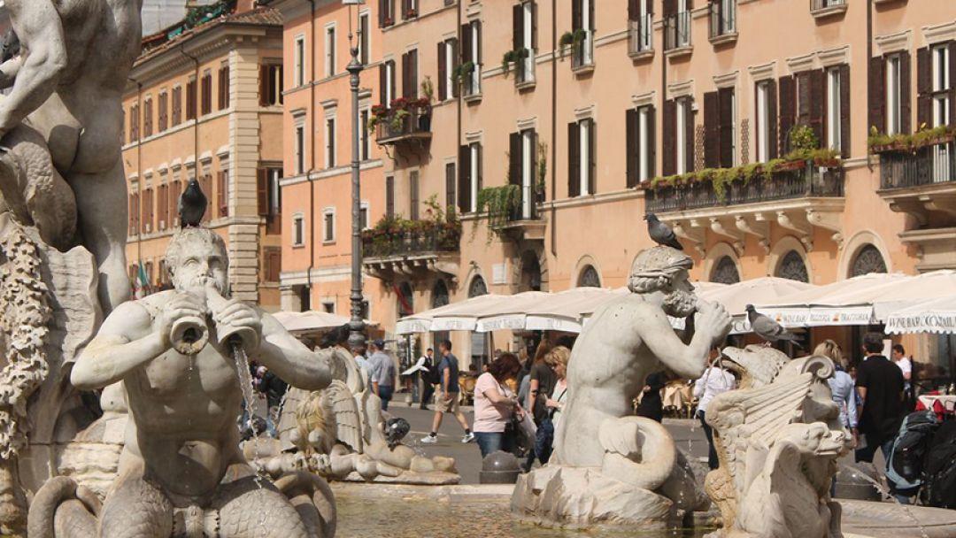 Гастрономическая прогулка по Риму - фото 3