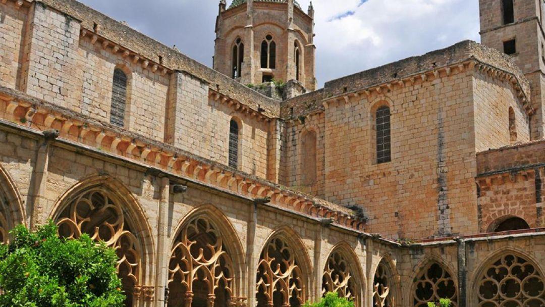 Путешествие вглубь веков в Барселоне