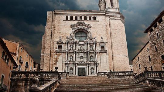 Экскурсия Обзорная экскурсия по Жироне по Барселоне