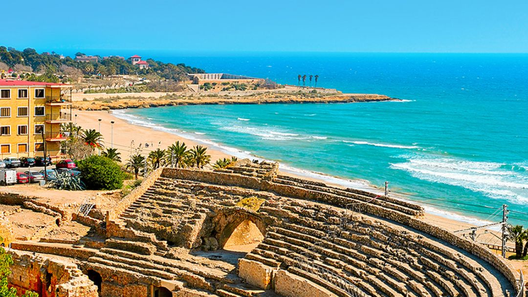 Побережье Коста-Дорада. Таррагона — древнейший город Испании — Парк Сама, Монтбланк, Камбрильс - фото 1