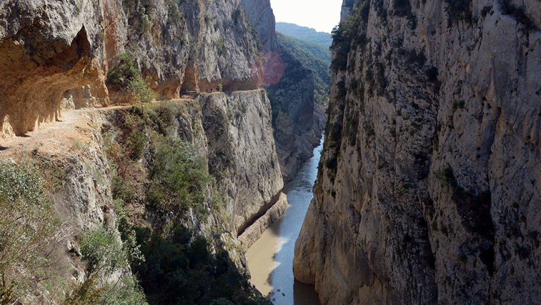 Ущелье Монт-Ребей - фото 2