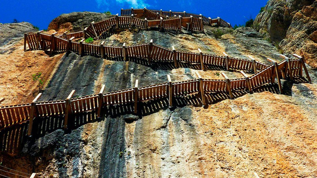 Ущелье Монт-Ребей - фото 3