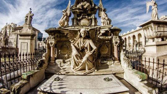 Экскурсия Погосты Барселоны по Барселоне