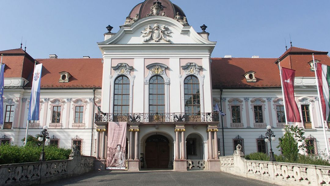 Гёдёллё и летняя резиденция Сиси - фото 1