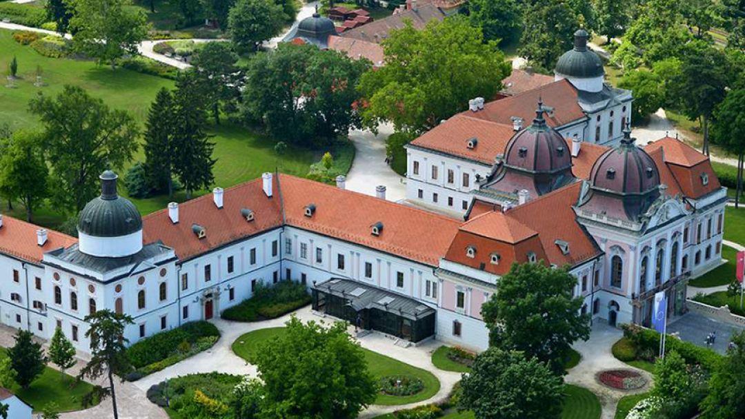Гёдёллё и летняя резиденция Сиси - фото 2