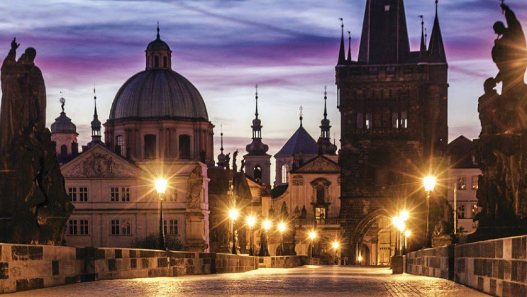 Мистическая Прага. Книга судеб - фото 2