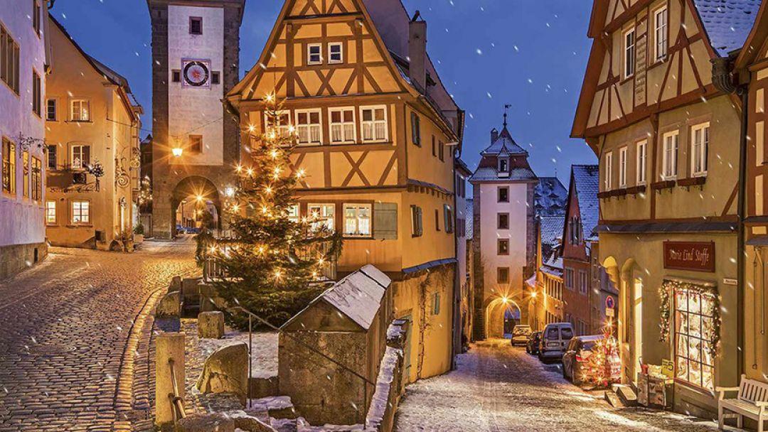 Ротенбург из Праги - фото 1