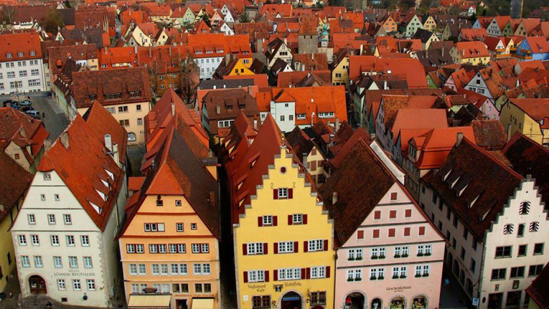 Ротенбург из Праги - фото 2