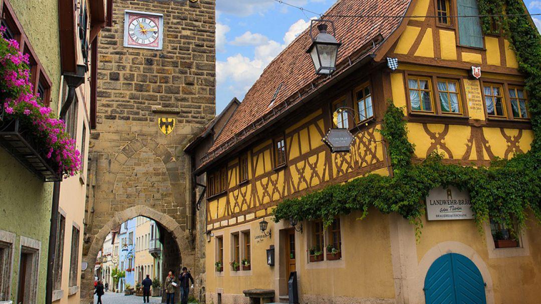 Ротенбург из Праги - фото 3