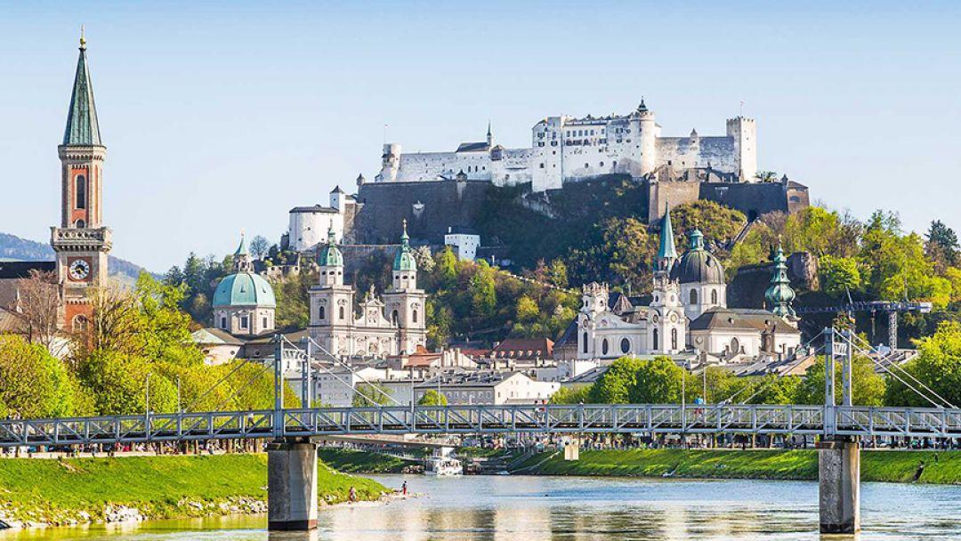 в Зальцбург из Праги - фото 1