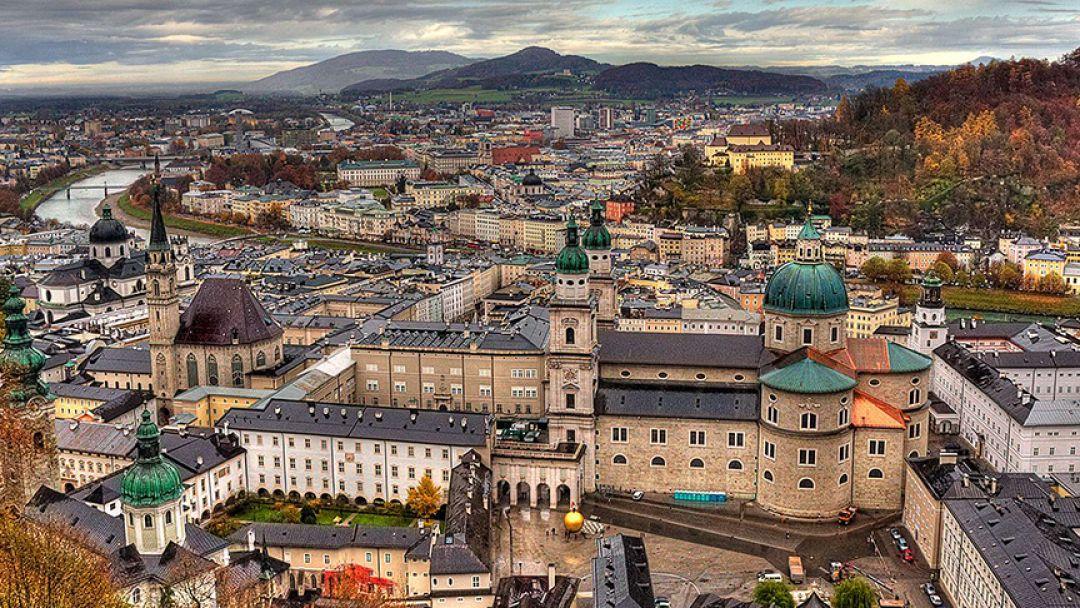 в Зальцбург из Праги - фото 3