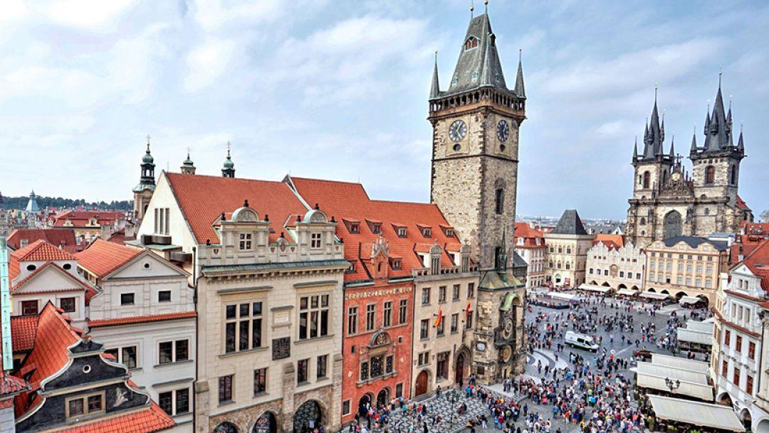 Прага. Чувствую и живу