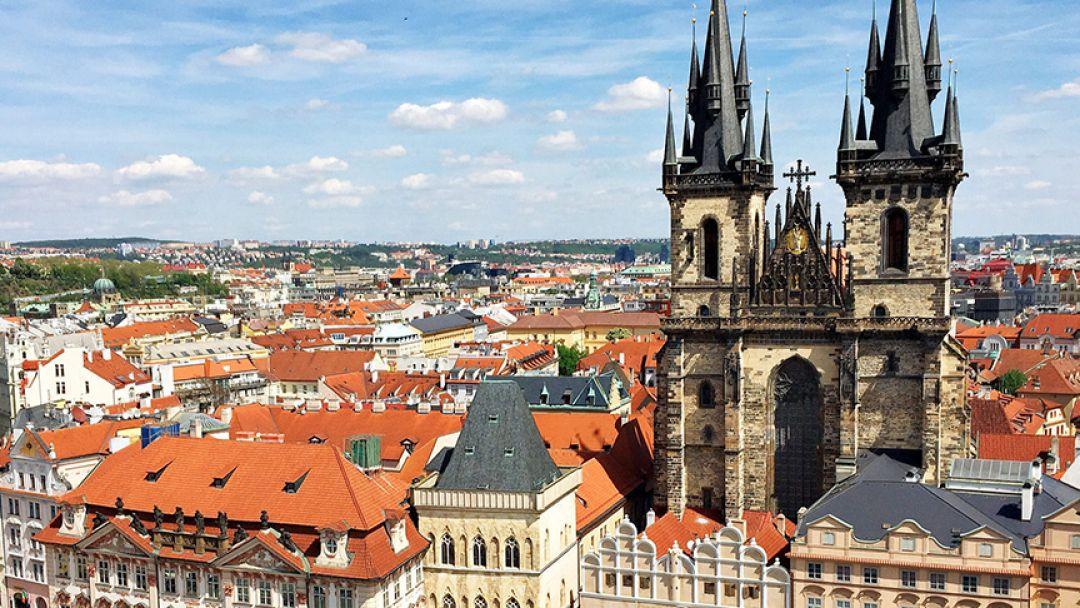 Прага. Чувствую и живу - фото 2