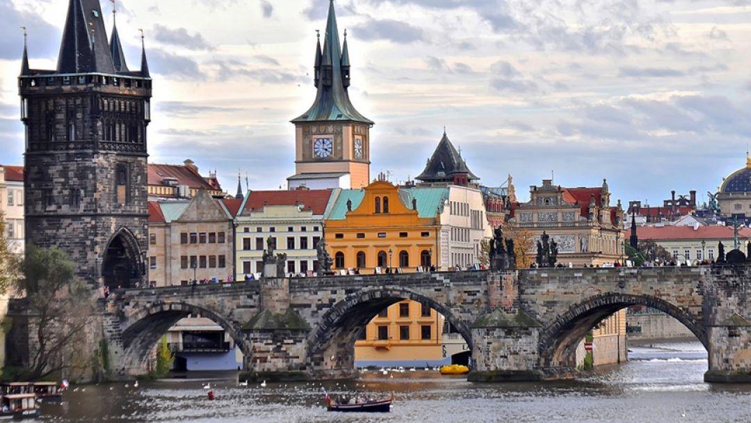 Прага. Чувствую и живу - фото 3