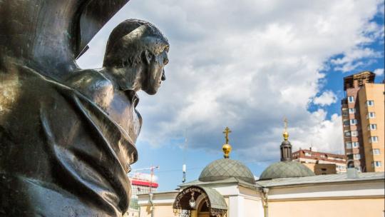 Экскурсия Тайны Ваганьковского некрополя по Москве