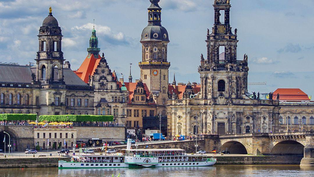 Из Праги в Дрезден - фото 1