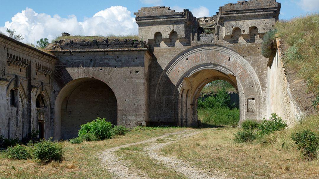 Крымский мост и город Керчь - фото 3