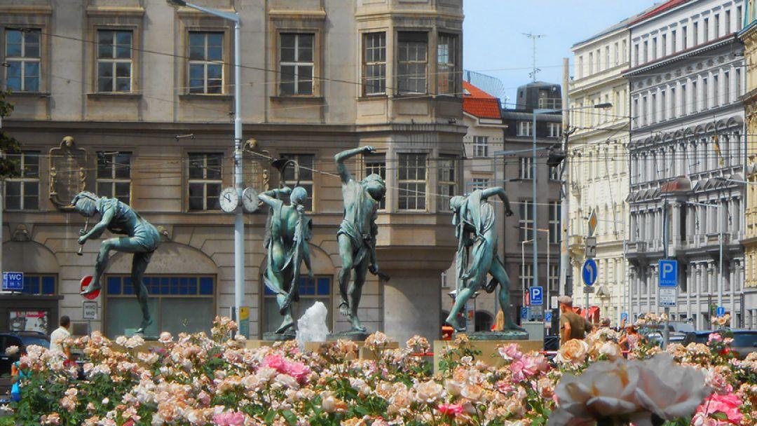 Двухдневная прогулка по Праге - фото 2