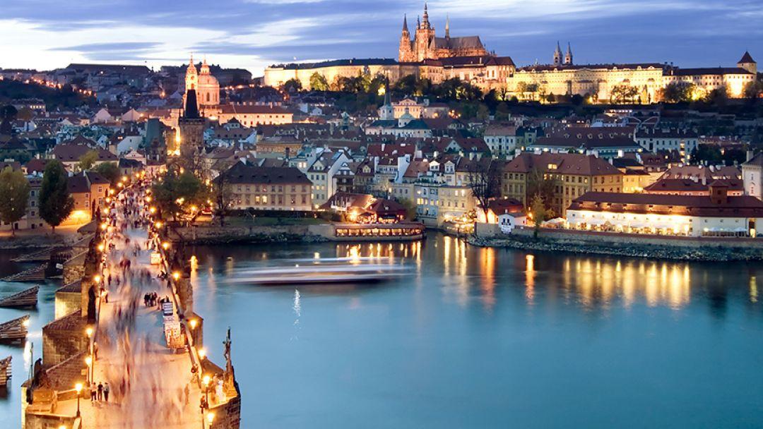 Вечерняя Прага без туристического водоворота - фото 2
