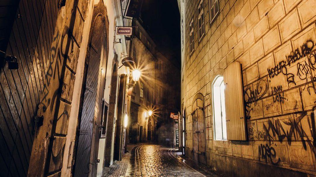 Вечерняя Прага без туристического водоворота - фото 3