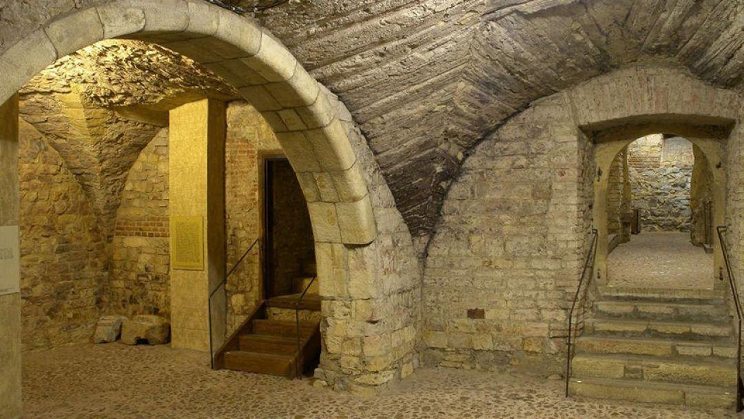 Подземная Прага