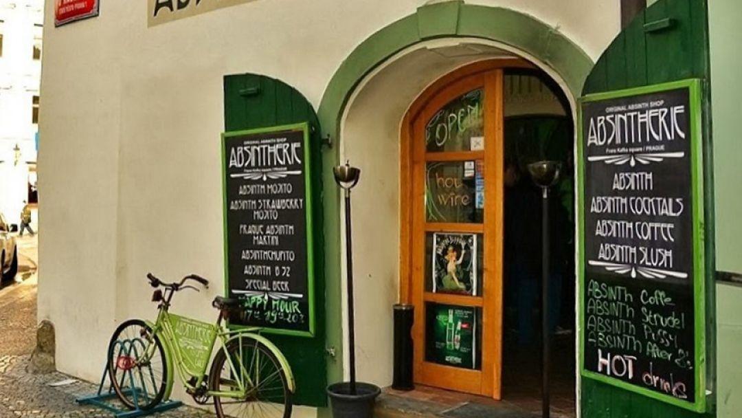 Мистика Праги через зеленую призму абсента - фото 1