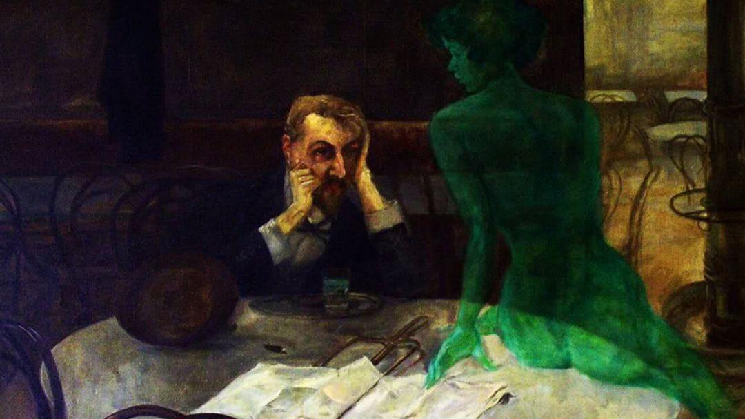 Мистика Праги через зеленую призму абсента - фото 2