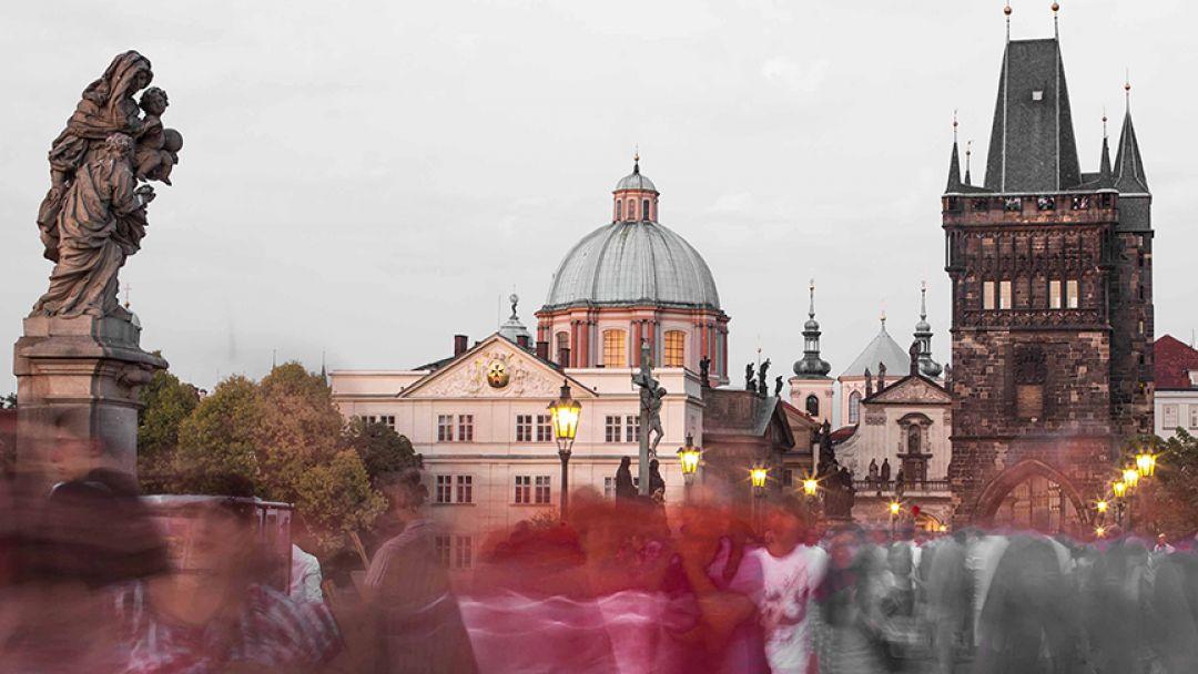 Квест-Прага. Дом духов