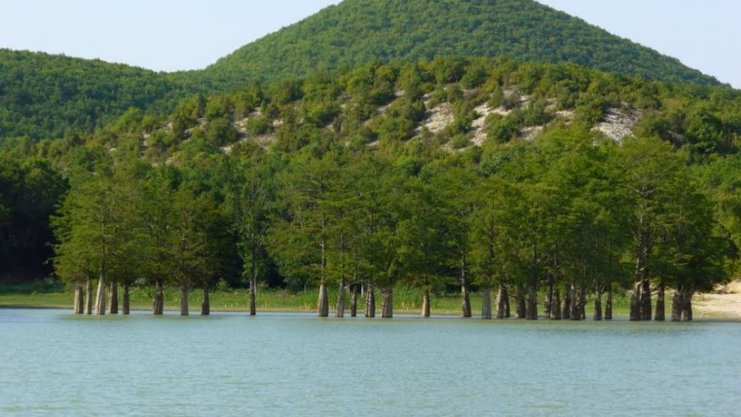 Заповедный Утриш и озеро кипарисов - фото 2