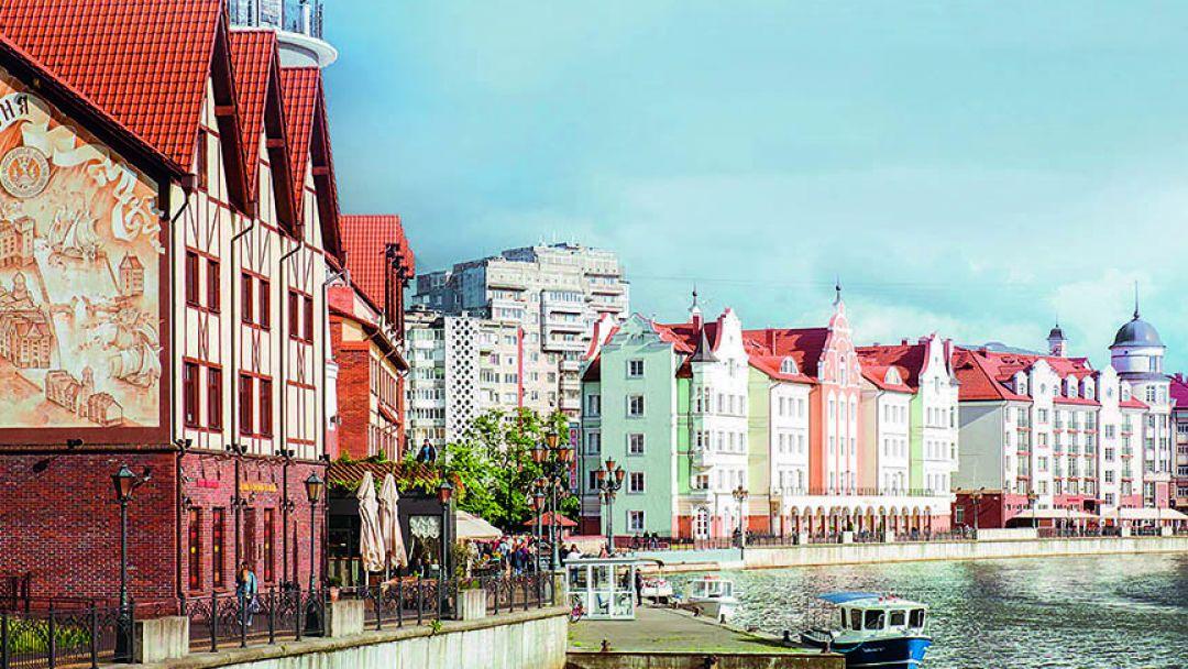 Индивидуальная  экскурсия по Калининграду - фото 3
