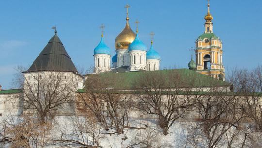 Экскурсия К Матроне Московской + Новоспасский монастырь + Даниловское кладбище в Рязани
