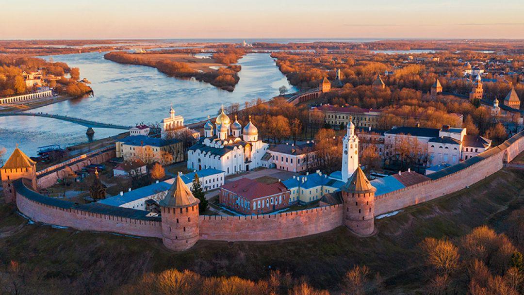 Серебряное кольцо: Псков-Новгород, тур на 5 дней - фото 1