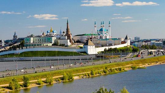 Экскурсия Казанское Царство, тур на 5 дней в Рязани