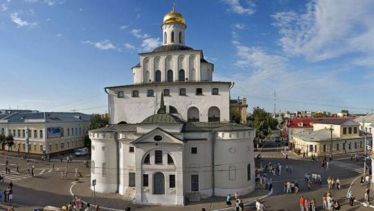 Экскурсия Купола и звезды: Владимир - Суздаль, тур на 2 дня в Рязани