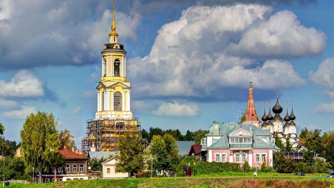 Купола и звезды: Владимир - Суздаль, тур на 2 дня - фото 3