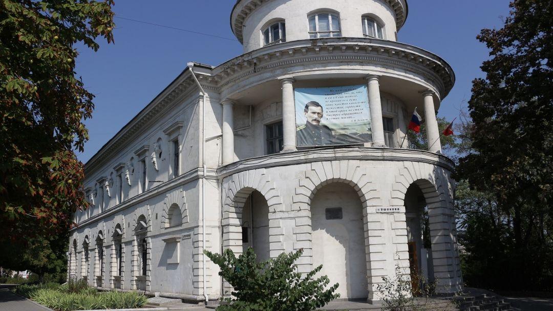 Литературный Севастополь - фото 1