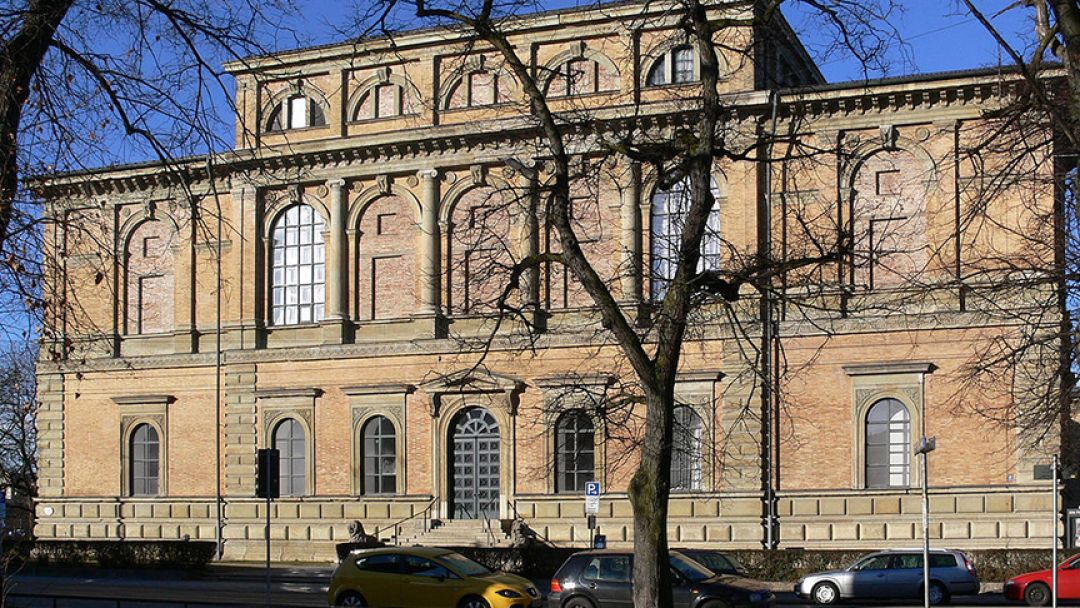 Старая Пинакотека в Мюнхене - фото 2